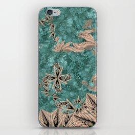 Synchro Fractals iPhone Skin