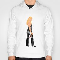 buffy Hoodies featuring Buffy the Vampire Slayer by A Deniz Akerman