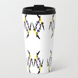Take The Bull By The Horns Travel Mug