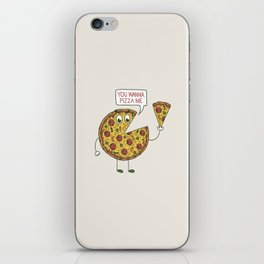 Slice of Life iPhone Skin