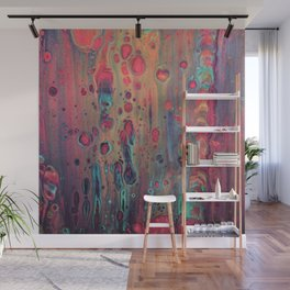 LAVA LAMP Wall Mural