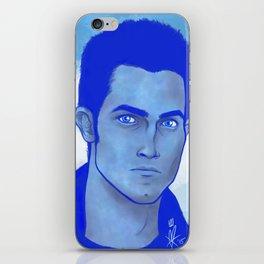 Derek Hale iPhone Skin