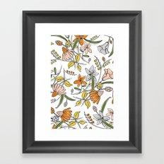 Isabella Framed Art Print