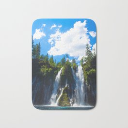 Beautiful Earth Bath Mat