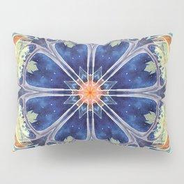 Mandalas of Forgiveness & Release 8 Pillow Sham