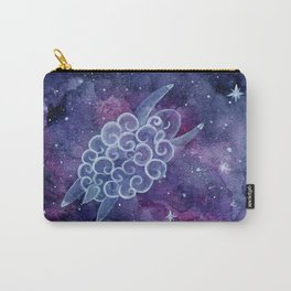 Galactic Sheep Carry-All Pouch
