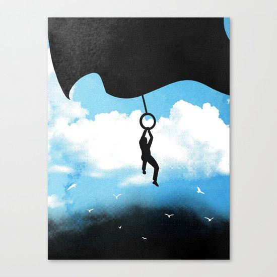 Curtain Call Canvas Print