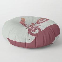 slut Floor Pillow