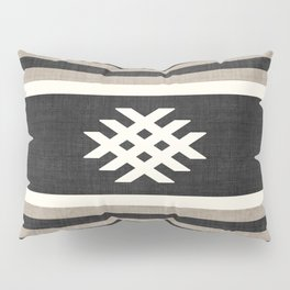 Otto in Black and Tan Pillow Sham