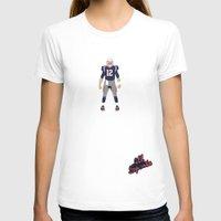 patriots T-shirts featuring Pats - Tom Brady by IllSports
