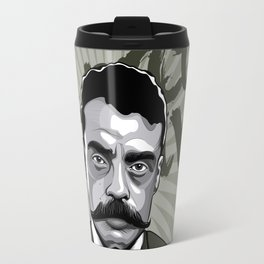 Emiliano Zapata - Trinchera Creativa Travel Mug
