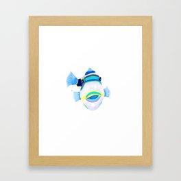 humuhumunukunukuapua'a Framed Art Print