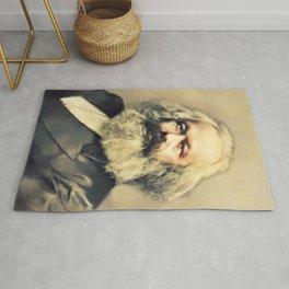 Karl Marx, Philosopher Rug