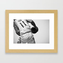 Yao II Framed Art Print