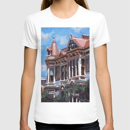 Whats Behind that Window? T-shirt