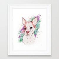 butcher billy Framed Art Prints featuring Billy by Soryane