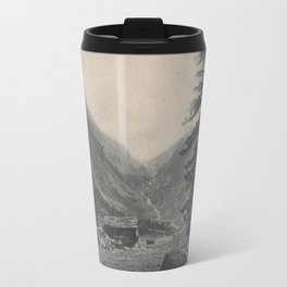 Swiss Mountain Lithography Travel Mug