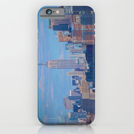 New York City Skyline iPhone & iPod Case