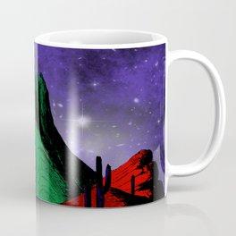 Painting in the Dark Coffee Mug