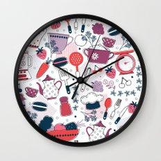 Kitchen (I Love Ma Kitchen) Wall Clock