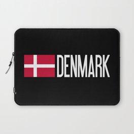 Denmark: Danish Flag & Denmark Laptop Sleeve