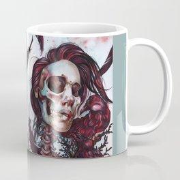 Queen of Ravens Coffee Mug