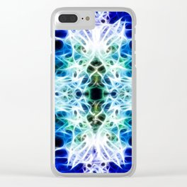 Water Cross Clear iPhone Case