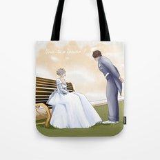 Demande en mariage Tote Bag