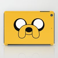 jake iPad Cases featuring Jake by Shane Harris