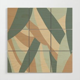 Pucciana  Forest Wood Wall Art