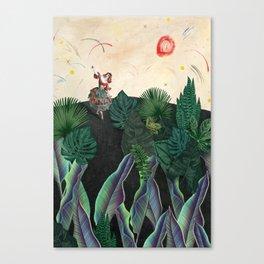 Eden II Canvas Print