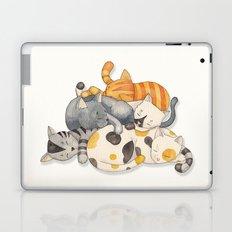 Cat Nap (Siesta Time) Laptop & iPad Skin
