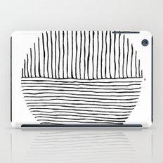Circle : Vertical / Horizontal iPad Case