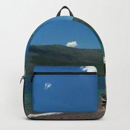 Serene McDonald Lake Backpack