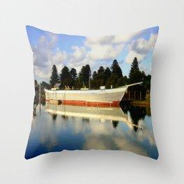 Rowitta Throw Pillow