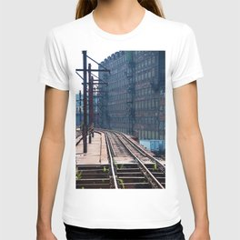 Bethlehem Steel railroad 2 T-shirt