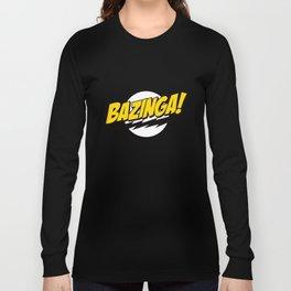 The Big Bang Theory - Bazinga  Long Sleeve T-shirt