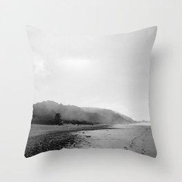 Stinson Beach, California Throw Pillow