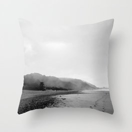 Stinson Beach, California Throw Pillow