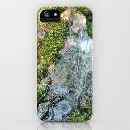 Mountain Spring iPhone Case