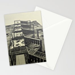 Stairz.  Stationery Cards