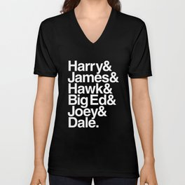 The Bookhouse Boys (Black Lodge) Unisex V-Neck