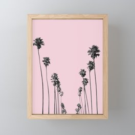 Palm trees 13 Framed Mini Art Print