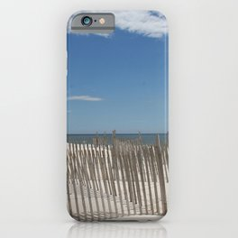 Long Island Beach iPhone Case