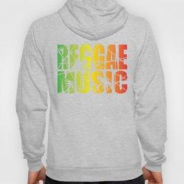 Reggae Music Hoody