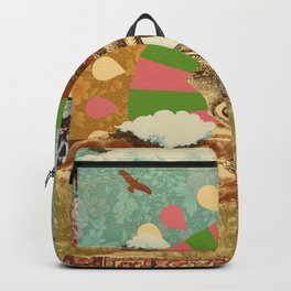 AFTERNOON PSYCHEDELIA Backpack