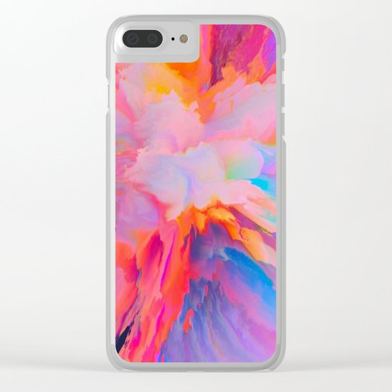 Secrets Clear iPhone Case