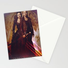 SwanQueen Angel Stationery Cards