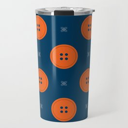endpapers and earmarks Travel Mug