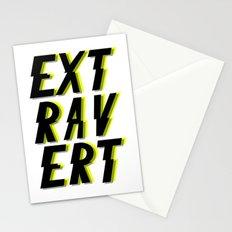 Extravert Stationery Cards